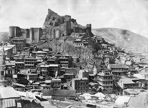 TbilisiNarikalaFort1860
