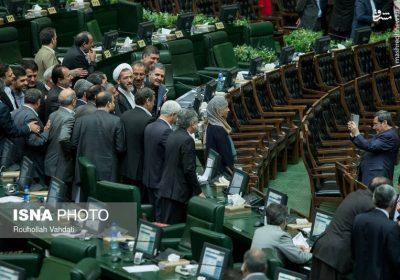 مراسم تحلیف دوازدهمین دوره ریاست جمهوری اسلامی ایران و حاشیههای آن/ تصاویر