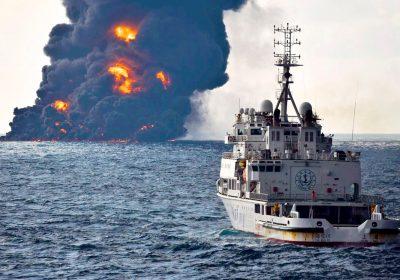 تشریح حادثه سانچی از زبان دریانورد فریدونشهری+تصاویر