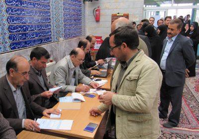 دفاتر شهرستانی، بازوهای اجرایی و نظارتی شورای نگهبان در انتخابات