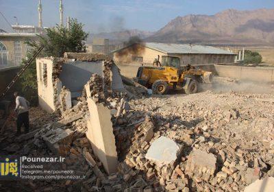 تصاویر| پروژههای عمرانی در دست اجرای شهرداری برفانبار
