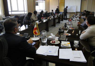 انتخاب رئیس و اعضای شورای بخشهای شهرستان فریدونشهر